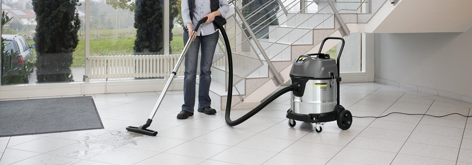 Kärcher Pro Wet And Dry Vacuum Cleaners